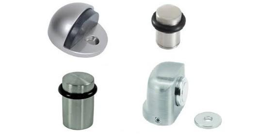 Herrajes del sur aluminio y herrajes para vidrio - Topes para puertas ...