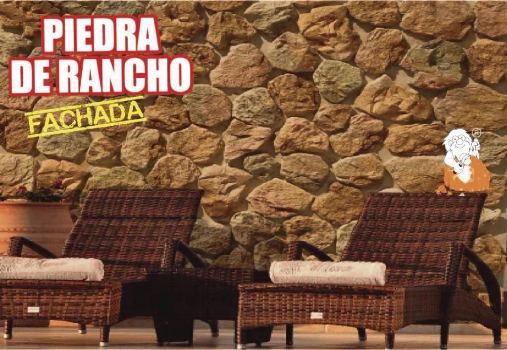 Piedra rancho - Productos para impermeabilizar fachadas ...