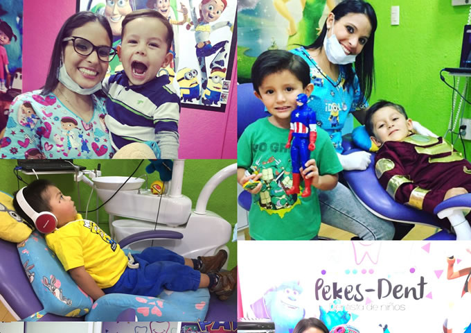 Dentista de niños